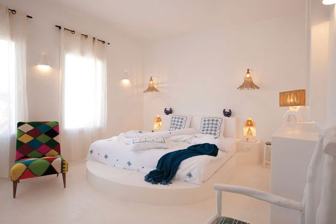 La maison blanche zarzis by rock the kasbah femmes de tunisie - Rock the kasbah deco ...