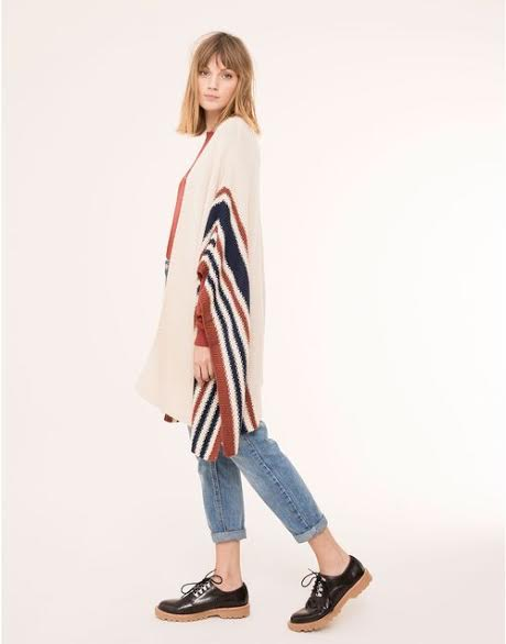Cape Pull and Bear 79.90 tnd