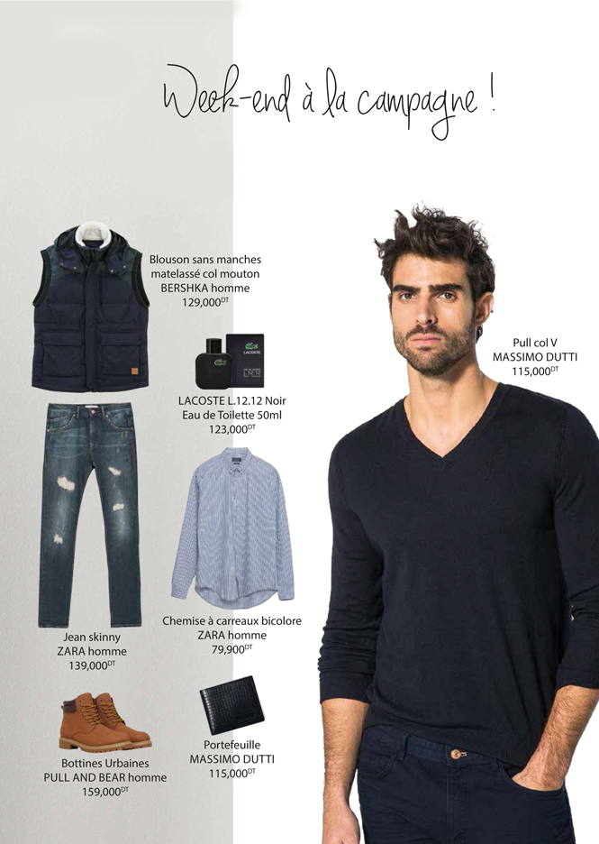 Shopping-Homme